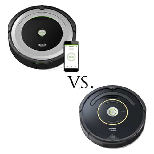 Roomba 690 vs. Roomba 650