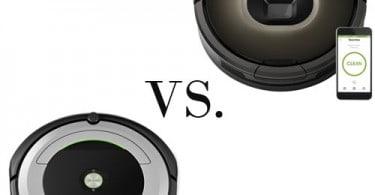 Roomba 980 vs. Roomba 690