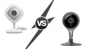 Arlo Q vs. Nest Cam