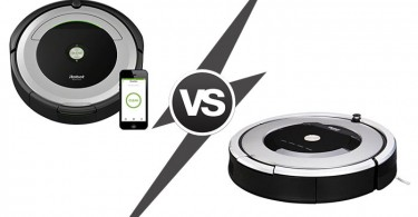 Roomba 860 vs. Roomba 690