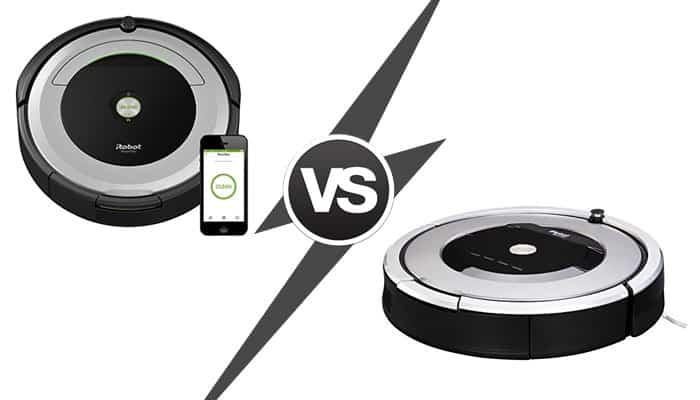 Terrific Roomba 860 Vs Roomba 690 Which Robot Vac Is Best All Interior Design Ideas Oxytryabchikinfo