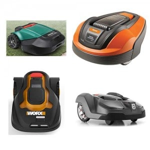 The 4 Best Robot Lawn Mowers for 2017