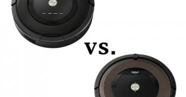 Roomba 890 vs. Roomba 880