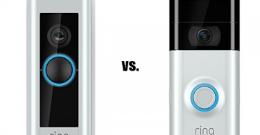 Ring Video Doorbell 2 vs Ring Video Doorbell Pro