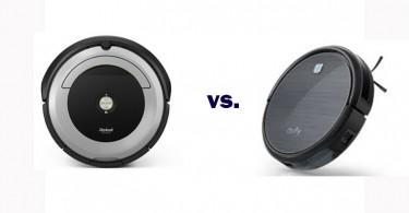 Roomba 690 vs Eufy RoboVac 11
