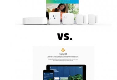 HomeKit vs SmartThings Protocols: Which to Choose?
