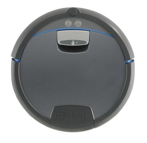 IRobot Scooba Review Hard Floor Cleaner - Robotic floor washer reviews