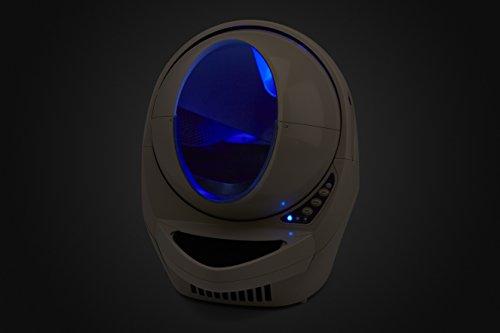 Litter-Robot 3 lights