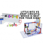 Little Bits vs Snap Circuits: Which Is Best For Your Kids?