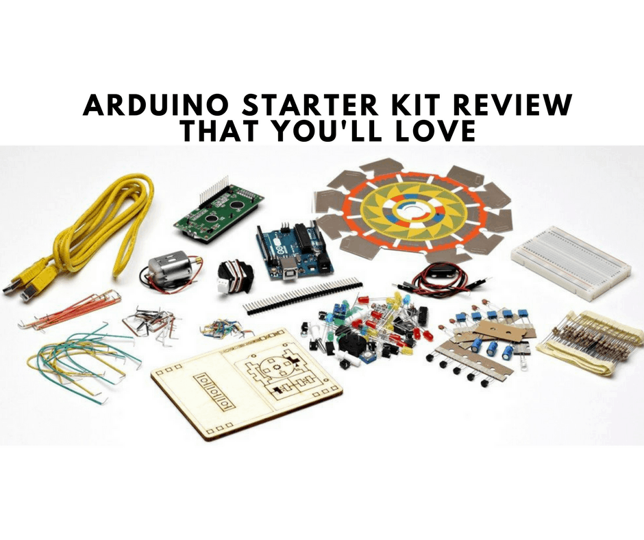 Arduino starter kit review is the worth it all