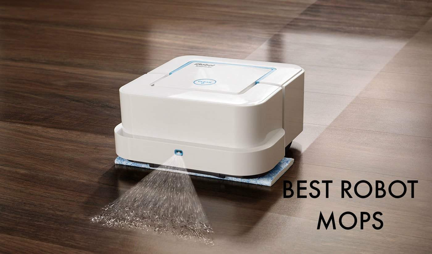 The Best Robot Mops For 2019 Beware Of The Knock Offs