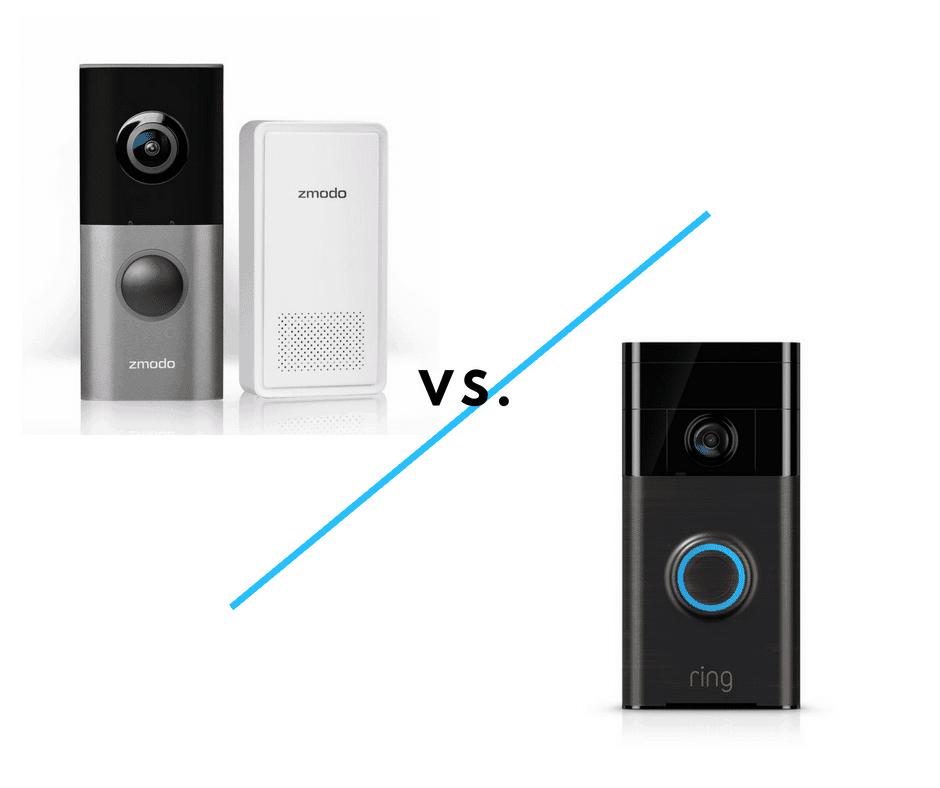 Zmodo Greet vs  Ring Video Doorbell: Which Video Doorbell