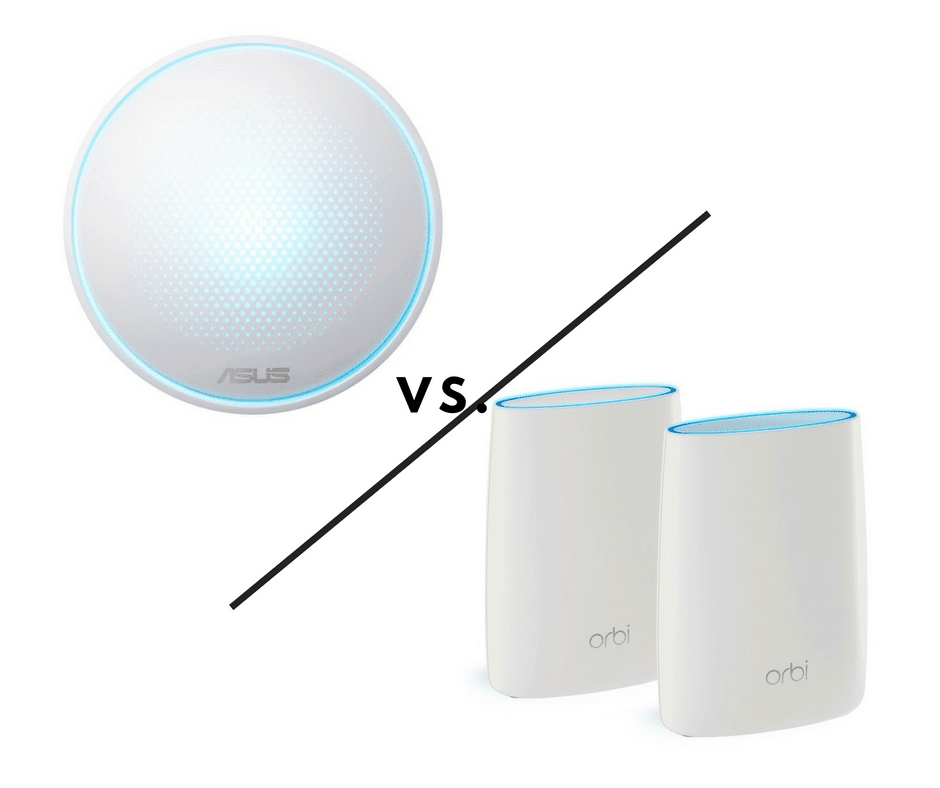 Asus Lyra vs  Netgear Orbi: Which Should You Buy? | All Home