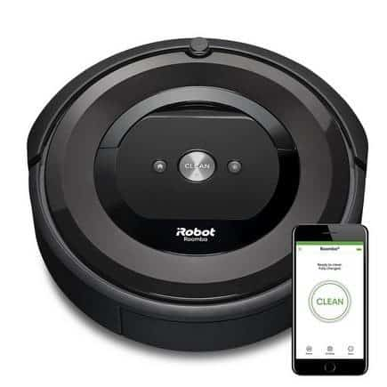 review of the irobot e5