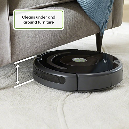 Roomba 675 Cleaning Under Furniture