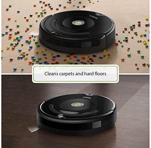 Roomba 675 Carpets and Hard Floors