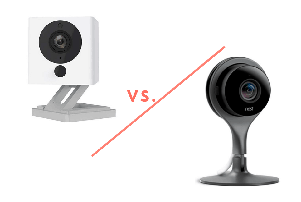 Wyze vs  Nest Cam Compared: Which Security Camera Should You