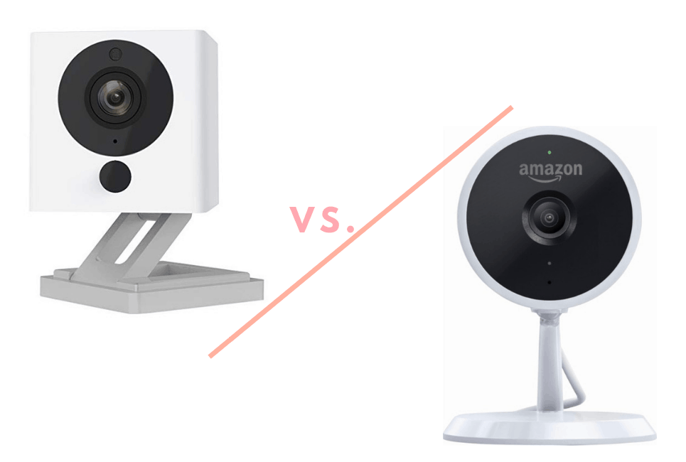 Wyze Cam vs Amazon Cloud Cam - Which is the Better Security