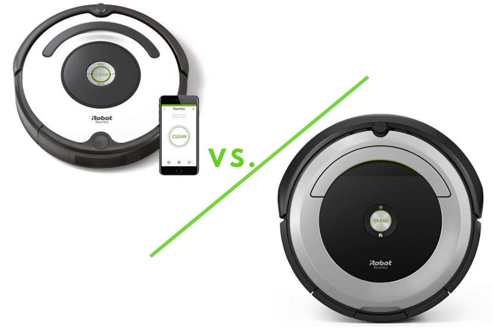 Roomba 675 vs 690 Compared - The Battle of Affordable