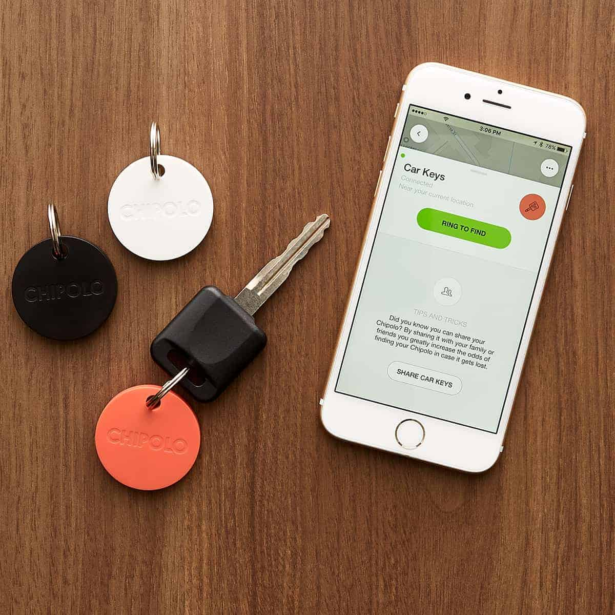 Trackr Vs Chipolo Compared Stop Losing Your Keys All Home Robotics